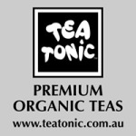 Tea Tonic sign no background